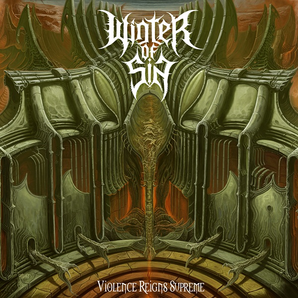 "WINTER OF SIN ""Violence Reigns Supreme"""