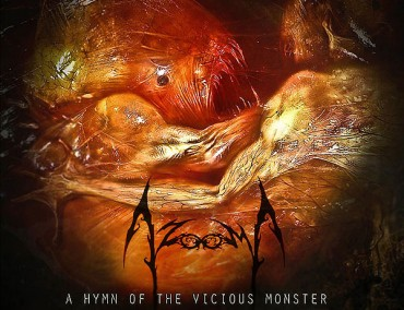 Exclusiva escucha al completo del EP de los iraníes AZOOMA «A Hymn of the Vicious Monster»