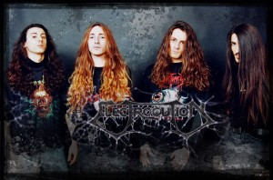 ELECTROCUTION- Band pic