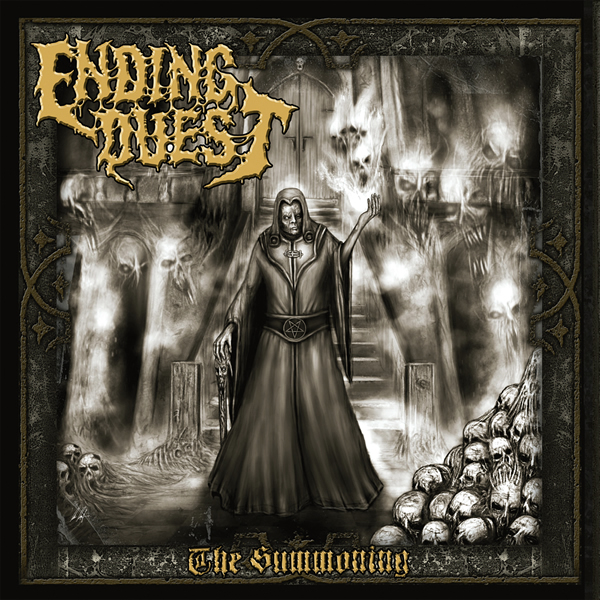 ENDING QUEST (swe) Album Cover