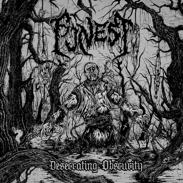 "FUNEST ""Desecrating Obscurity"""