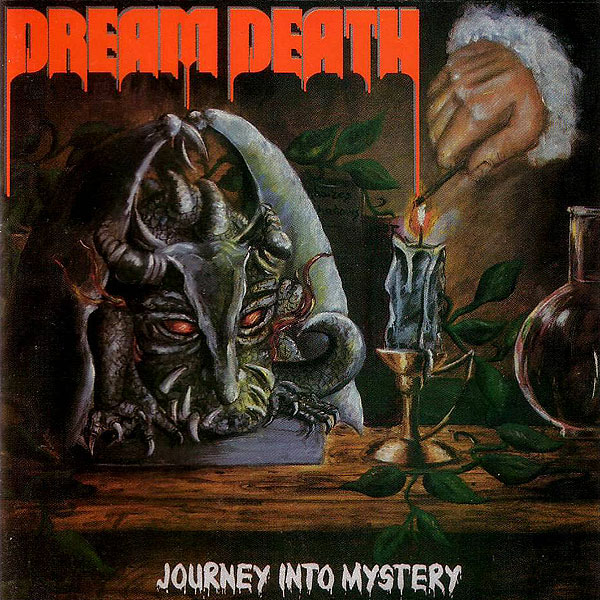 "DREAM DEATH ""Journey Into Mystery"""