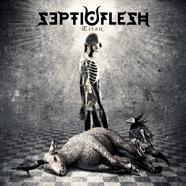 SEPTICFLESH (gre) Album Cover
