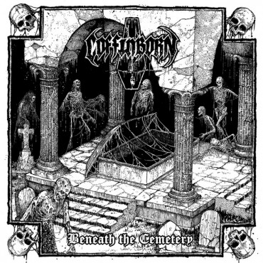 "COFFINBORN ""Beneath the Cemetery"""