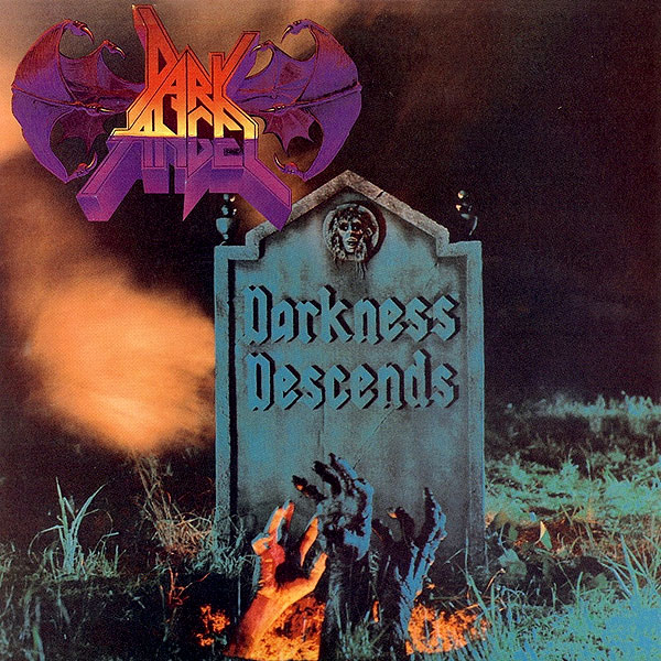 "DARK ANGEL ""Darkness Descends"""