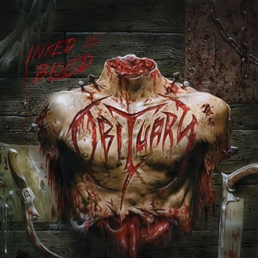 OBITUARY «Inked in Blood»