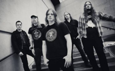 "AT THE GATES finalizan la grabación de ""At War With Reality"" y anuncian fecha de salida"