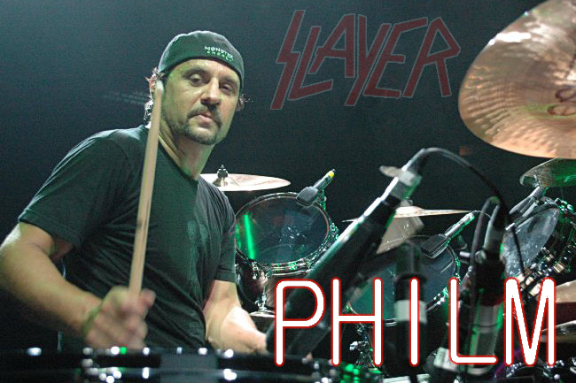 "Dave Lombardo (PHILM, SLAYER): Me encanta ""Angel of Death"", es una gozada tocarla en directo"