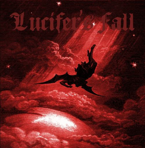 LUCIFER'S FALL (aus) Album Cover
