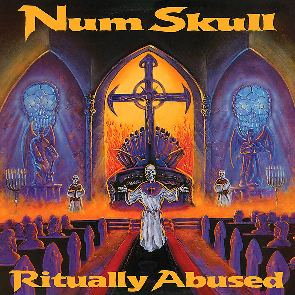 NUM SKULL «Ritually Abused»