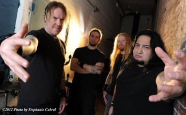 FEAR FACTORY firman con Nuclear Blast