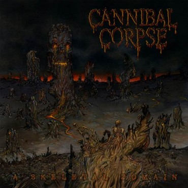 CANNIBAL CORPSE «A Skeletal Domain»