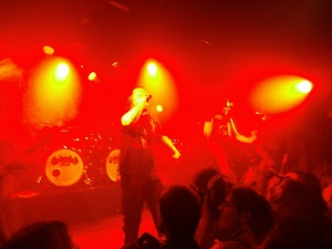 ENTOMBED A.D. + GRAVE + REPUKED – Barcelona (spa), Apolo2 (28.10.2014)