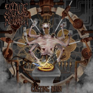 "SOLACE OF REQUIEM ""Casting Ruin"""