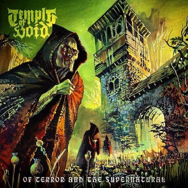 Ya está disponible el debut de TEMPLE OF VOID