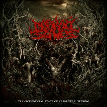 """DARKALL SLAVES """"Trascendental State of Absolute Suffering"""""""