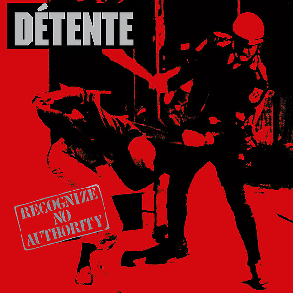 DÉTENTE (usa) Album Cover