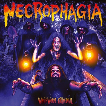 "NECROPHAGIA ""Whiteworm Cathedral"""