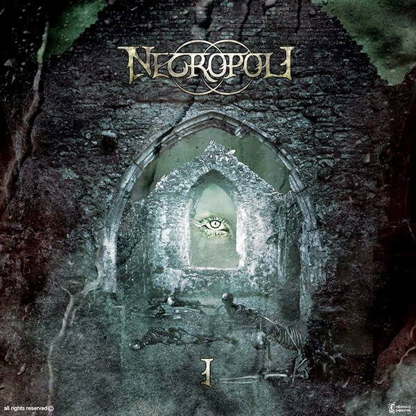 NECROPOLI (ita) Album Cover