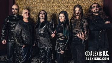 CRADLE OF FILTH firman con Nuclear Blast