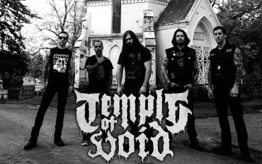 TEMPLE OF VOID: ¡Death, Doom… Doom y más Death!