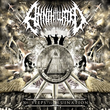 "ANNIHILATED ""XIII Steps to Ruination"""