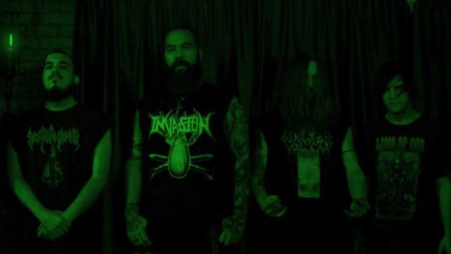 "Escucha aquí en streaming el Ep de PSYCHOMANCER ""Inject The Worms"""