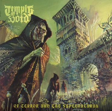 TEMPLE OF VOID «Of Terror and the Supernatural»