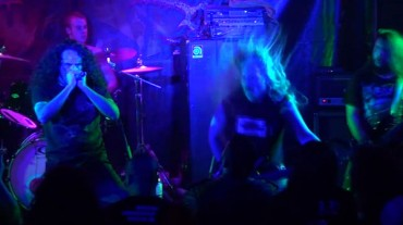 AVULSED – Live in Athens 2014 (Brutality Over Sanity Deathfest)