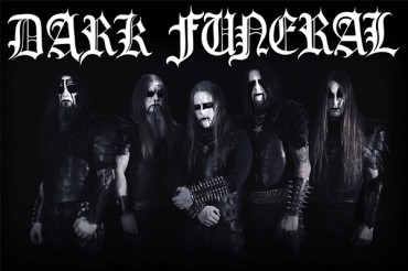 «Nail Them To The Cross»; nuevo tema en streaming de DARK FUNERAL
