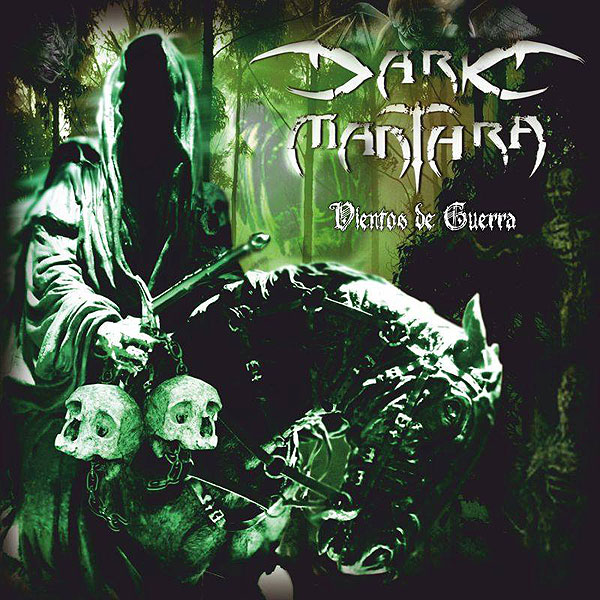 DARK MANTHRA Album Cover