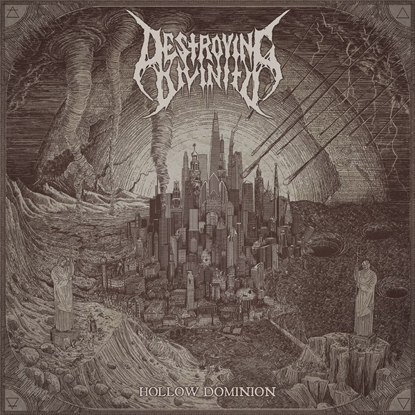 DESTROYING DIVINITY (cze) Album Cover
