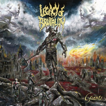 "LEGACY OF BRUTALITY ""Giants"""