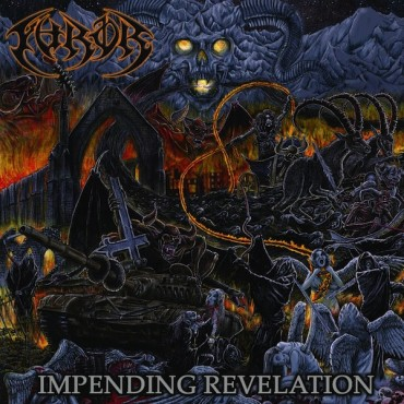 "THE FUROR ""Impending Revelation"""