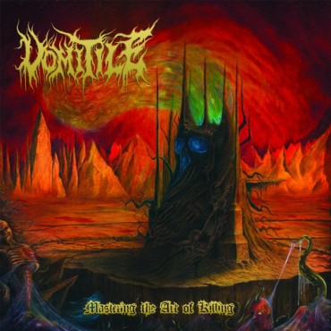 "VOMITILE ""Mastering the Art of Killing"""