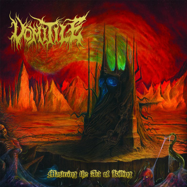 VOMITILE «Mastering the Art of Killing»