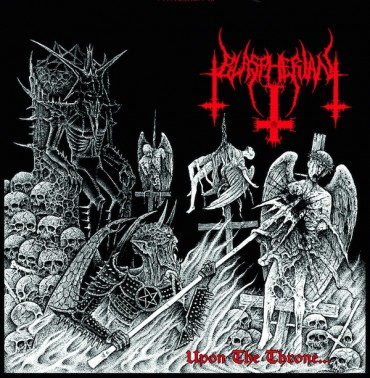 "BLASPHERIAN ""Upon the Throne… of Eternal Blasphemous Death"""