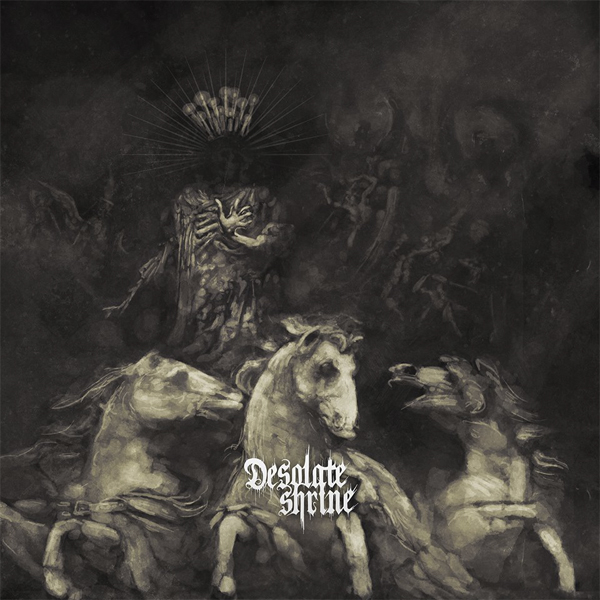 DESOLATE SHRINE (Fin) Album Cover