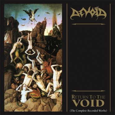 DEVOID «Return to the Void (The Complete Recorded Works)»