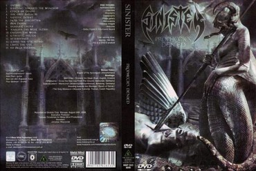 SINISTER – Prophecies Denied 2006 [Full Live Show]