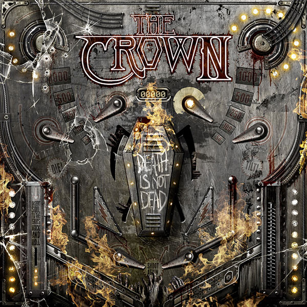 THE CROWN (swe) Album Cover
