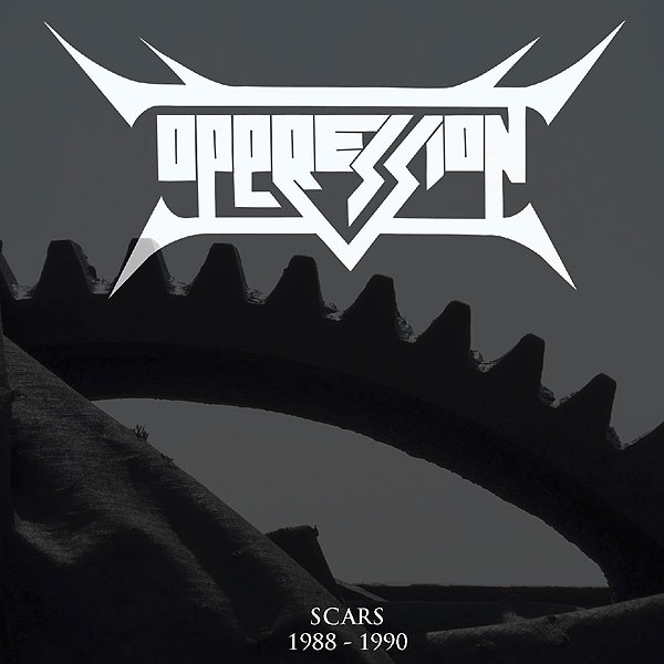 OPPRESSION (fin) Album Cover