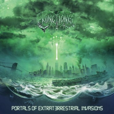 EXTINCTIONIST «Portals of Extraterrestrial Invasions»