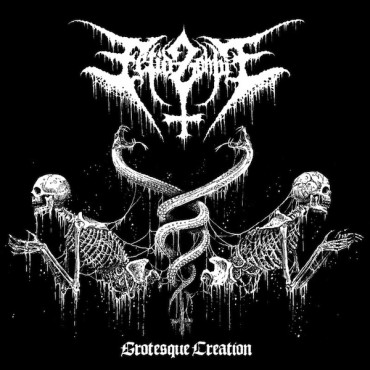 "FETID ZOMBIE ""Grotesque Creation"""