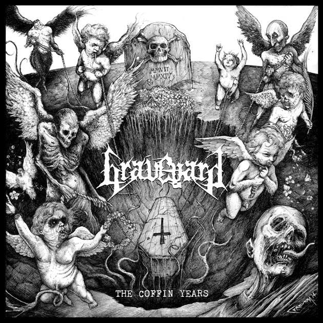 GRAVEYARD «The Coffin Years»