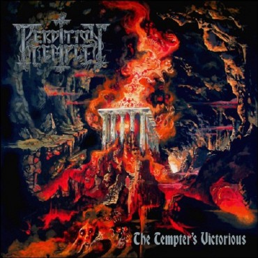 "PERDITION TEMPLE ""The Tempter's Victorious"""