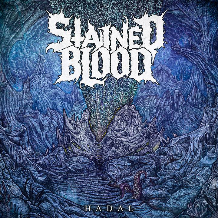 """STAINED BLOOD """"Hadal"""""""