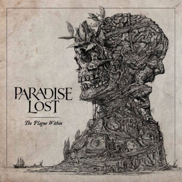 "PARADISE LOST ""The Plague Within"""