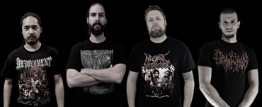 "INCINERATE formará parte de la gira ""Eradicating Europe 2015"""