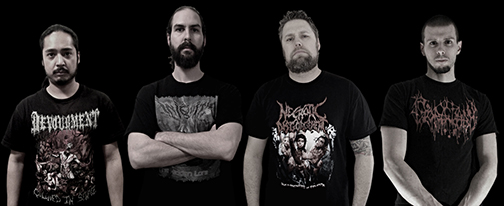 INCINERATE formará parte de la gira «Eradicating Europe 2015»